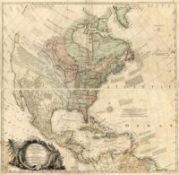Early America Map